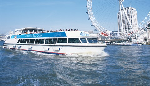 London Eye River Cruise on Thames