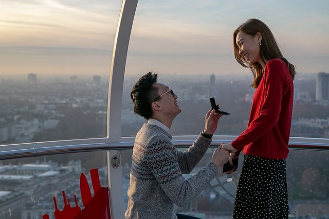 Proposal on London Eye
