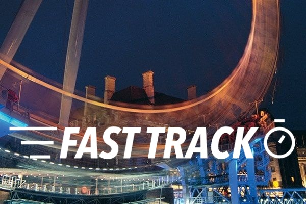 Fastrack Tickets London Eye White