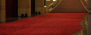 Red Carpet Entrance Hall